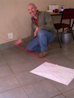 Bloodstain Pattern Analysis Training