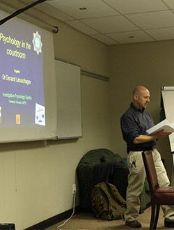 Prosecutor Training